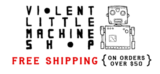 Violent Little Machine Shop Coupon Codes