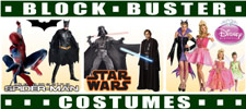 BlockBuster Costumes Coupon Codes