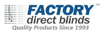 Factory Direct Blinds Coupon Codes