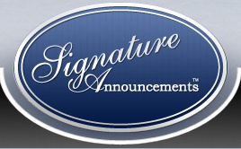Signature Announcements Coupon Codes