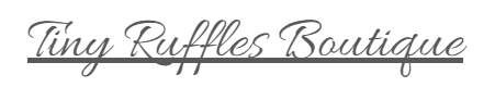 Tiny Ruffles Boutique Coupon Codes